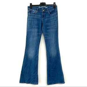 AEO Real Flare Jeans